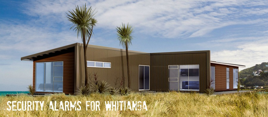 security alarms for whitianga